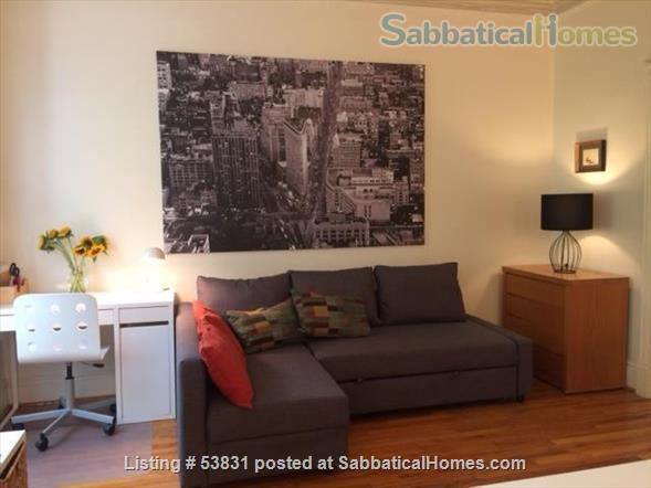 Spacious Apt. Steps to Central Park Walk to Columbia University Home Exchange in New York, New York, United States 1