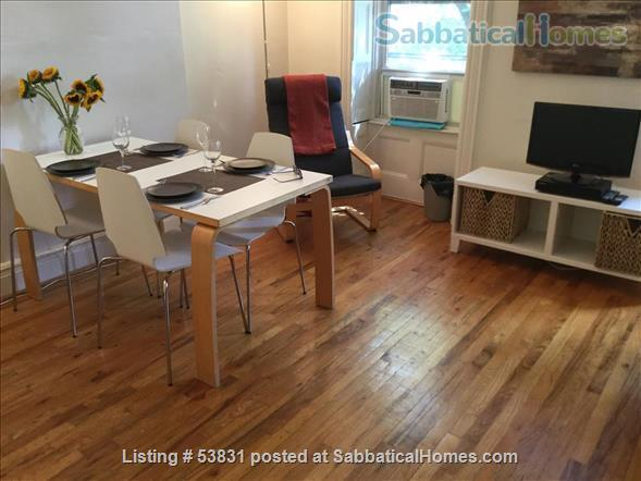 Spacious Apt. Steps to Central Park Walk to Columbia University Home Exchange in New York, New York, United States 0