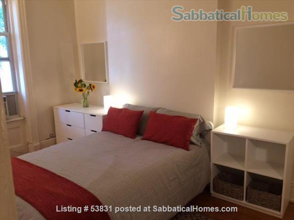 Spacious Apt. Steps to Central Park Walk to Columbia University Home Exchange in New York, New York, United States 2