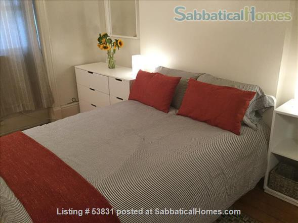 Spacious Apt. Steps to Central Park Walk to Columbia University Home Exchange in New York, New York, United States 3