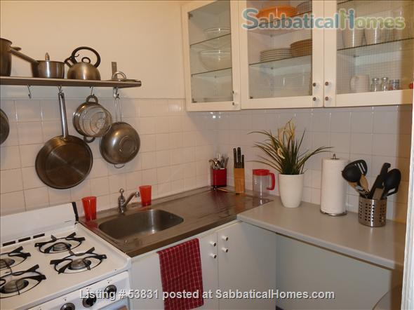 Spacious Apt. Steps to Central Park Walk to Columbia University Home Rental in New York, New York, United States 4