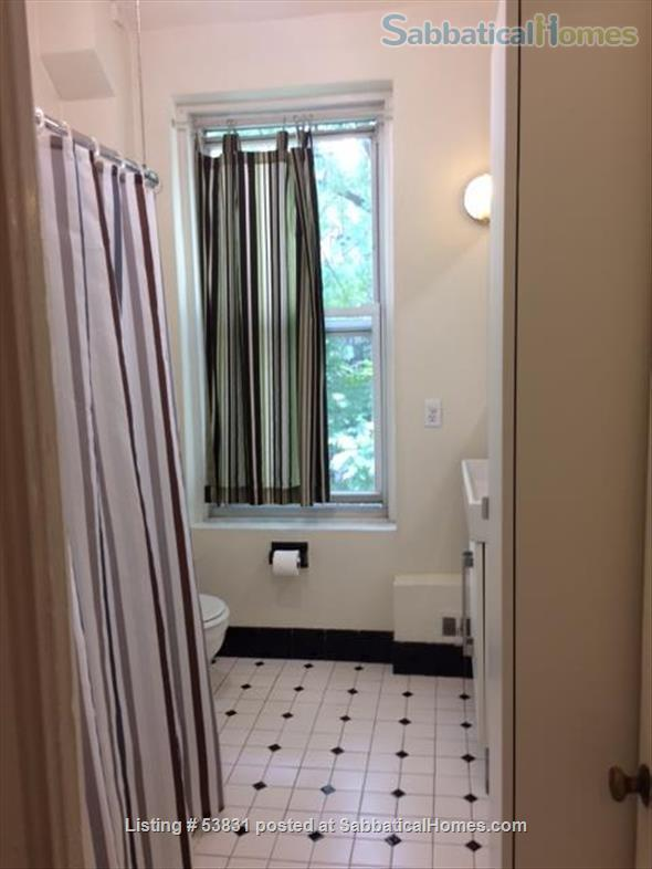 Spacious Apt. Steps to Central Park Walk to Columbia University Home Exchange in New York, New York, United States 6