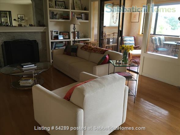Bright, comfortable 2+ bedroom view home close to San Francisco & Berkeley Home Exchange in San Rafael, California, United States 1