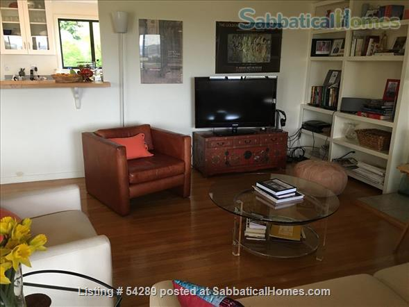 Bright, comfortable 2+ bedroom view home close to San Francisco & Berkeley Home Exchange in San Rafael, California, United States 3
