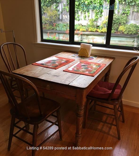 Bright, comfortable 2+ bedroom view home close to San Francisco & Berkeley Home Exchange in San Rafael, California, United States 7