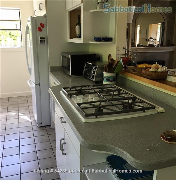Bright, comfortable 2+ bedroom view home close to San Francisco & Berkeley Home Exchange in San Rafael, California, United States 5