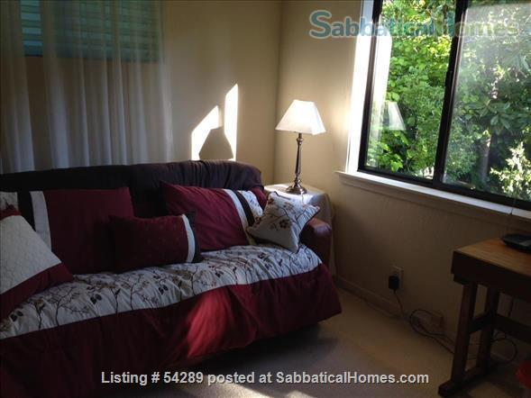 Bright, comfortable 2+ bedroom view home close to San Francisco & Berkeley Home Exchange in San Rafael, California, United States 8