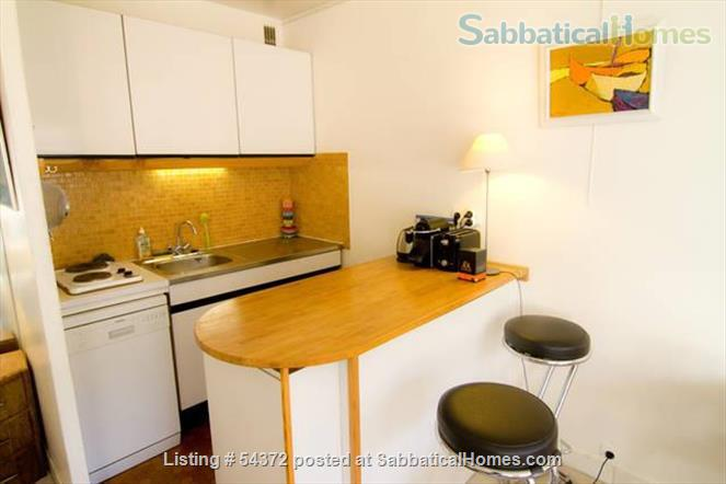 Cute & cozy downtown Paris apartment with Cri's touch .  (Luxembourg Garden - Montparnasse) Home Rental in Paris 4