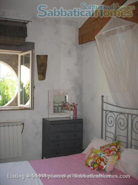 Spacious four bedroom house with large garden  just outside Montpellier , France Home Rental in Lunel-Viel, Languedoc-Roussillon, France 0