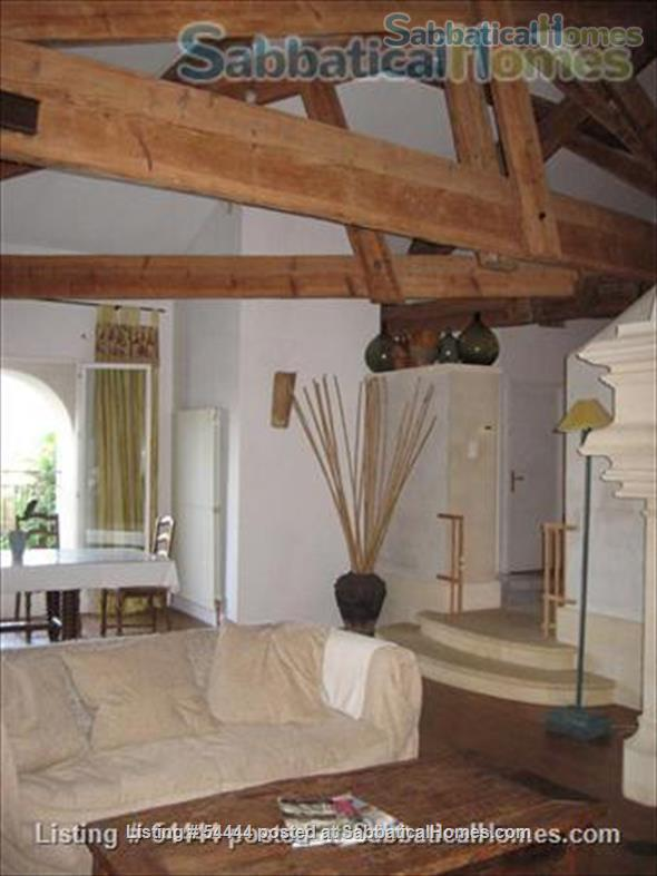 Spacious four bedroom house with large garden  just outside Montpellier , France Home Rental in Lunel-Viel, Languedoc-Roussillon, France 3