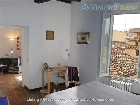 Rome is Home: Unique one-bedroom apartment in the very heart of Rome Home Rental in Rome, Lazio, Italy 0