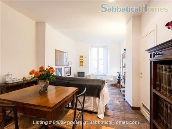 Rome is Home: Unique one-bedroom apartment in the very heart of Rome Home Rental in Rome, Lazio, Italy 2