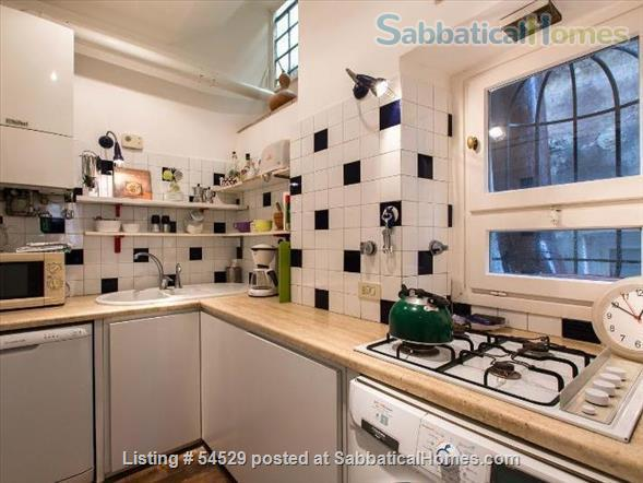 Rome is Home: Unique one-bedroom apartment in the very heart of Rome Home Rental in Rome, Lazio, Italy 5