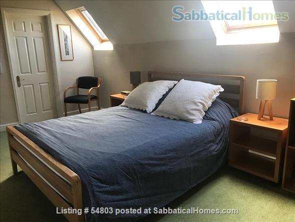 Large comfortable one bedroom flat close to Oxford Home Rental in Cassington, England, United Kingdom 5