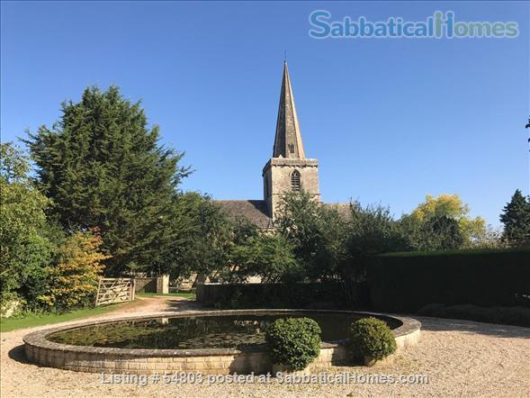 Large comfortable one bedroom flat close to Oxford Home Rental in Cassington, England, United Kingdom 8