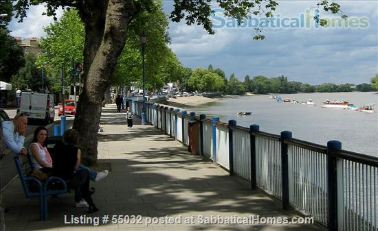 2 bed flat, 1 minute walk to River, 5 minutes to tube station Home Rental in London, England, United Kingdom 6