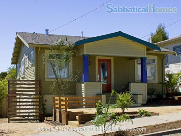 TROPICAL MODERN BUNGALOW-OAKLAND UPPER DIMOND- FURNISHED Home Rental in Oakland, California, United States 1