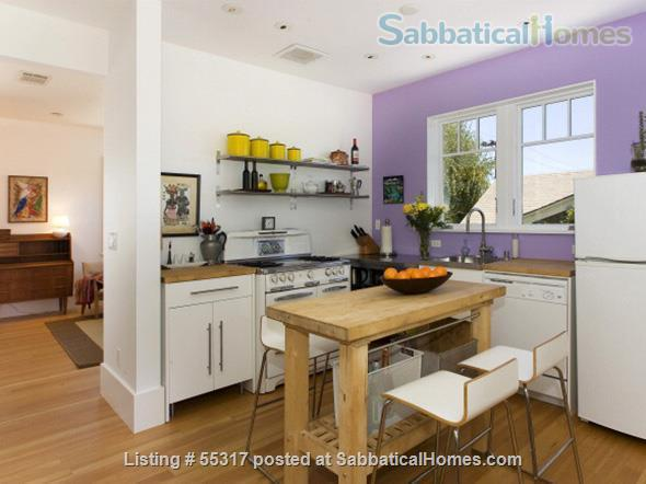 TROPICAL MODERN BUNGALOW-OAKLAND UPPER DIMOND- FURNISHED Home Rental in Oakland, California, United States 3