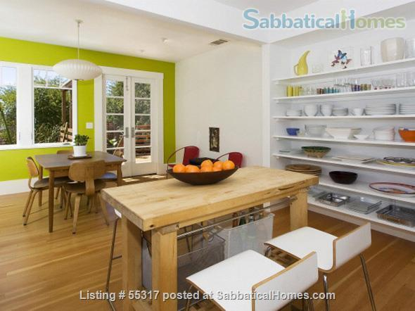 TROPICAL MODERN BUNGALOW-OAKLAND UPPER DIMOND- FURNISHED Home Rental in Oakland, California, United States 4