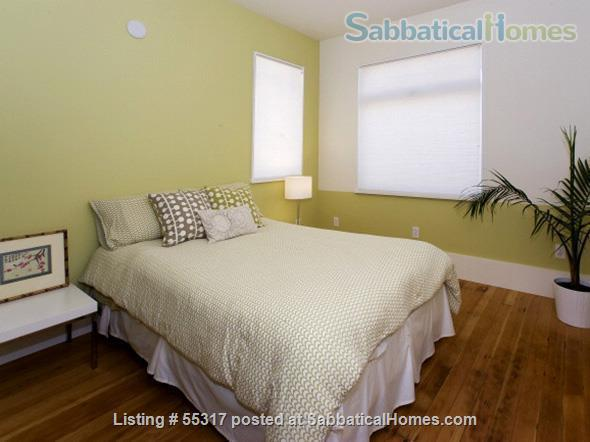 TROPICAL MODERN BUNGALOW-OAKLAND UPPER DIMOND- FURNISHED Home Rental in Oakland, California, United States 5