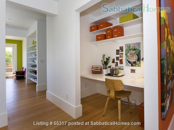 TROPICAL MODERN BUNGALOW-OAKLAND UPPER DIMOND- FURNISHED Home Rental in Oakland, California, United States 8