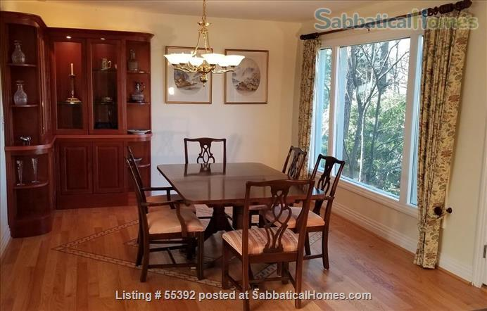 Lakeside living at the heart of lovely Chapel Hill Home Rental in Chapel Hill, North Carolina, United States 3