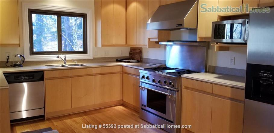 Lakeside living at the heart of lovely Chapel Hill Home Rental in Chapel Hill, North Carolina, United States 5