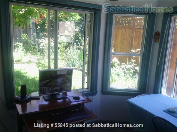 Well-located family home near parks, Gourmet Ghetto, UC Berkeley Home Rental in Berkeley, California, United States 7