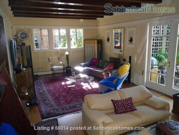 Beautifully Restored 3 BR Arts & Crafts House in Berkeley Home Rental in Berkeley, California, United States 3