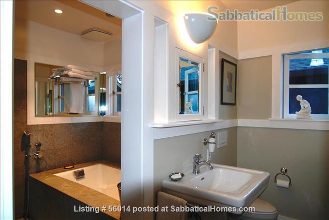 Beautifully Restored 3 BR Arts & Crafts House in Berkeley Home Rental in Berkeley, California, United States 4