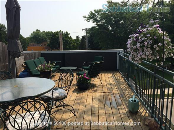 Spacious Townhouse Condo on Madison's Vibrant East Side! Home Rental in Madison, Wisconsin, United States 7