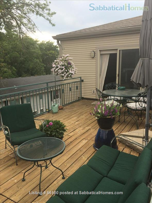 Spacious Townhouse Condo on Madison's Vibrant East Side! Home Rental in Madison, Wisconsin, United States 8