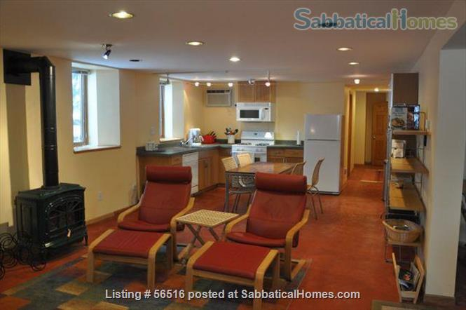 1 Bedroom furnished apartment in duplex close to downtown (Minneapolis and St Paul) and universities Home Rental in St Paul, Minnesota, United States 9