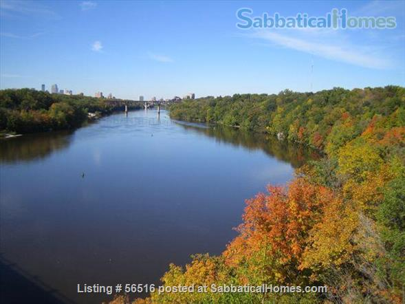 1 Bedroom furnished apartment in duplex close to downtown (Minneapolis and St Paul) and universities Home Rental in Saint Paul, Minnesota, United States 0