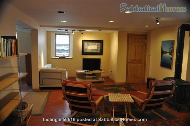 1 Bedroom furnished apartment in duplex close to downtown (Minneapolis and St Paul) and universities Home Rental in St Paul, Minnesota, United States 7