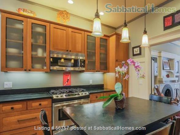 FABULOUS LOCATION & VALUE, SAN FRANCISCO: 2 BR +Den, Light-filled SF Flat Home Rental in San Francisco, California, United States 0