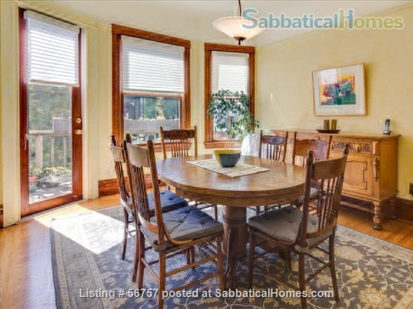 FABULOUS LOCATION & VALUE, SAN FRANCISCO: 2 BR +Den, Light-filled SF Flat Home Rental in San Francisco, California, United States 3