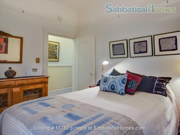 FABULOUS LOCATION & VALUE, SAN FRANCISCO: 2 BR +Den, Light-filled SF Flat Home Rental in San Francisco, California, United States 5