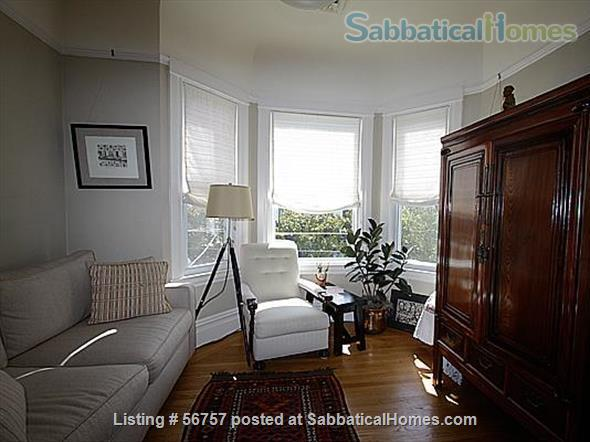 FABULOUS LOCATION & VALUE, SAN FRANCISCO: 2 BR +Den, Light-filled SF Flat Home Rental in San Francisco, California, United States 6