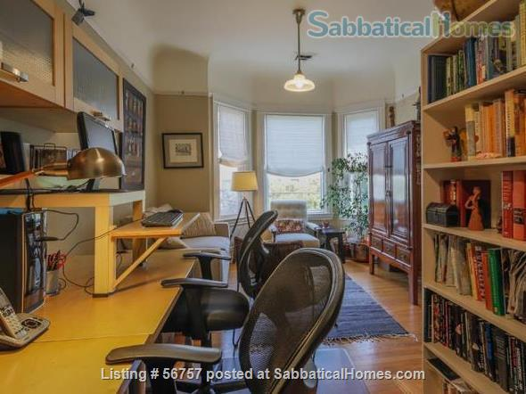 FABULOUS LOCATION & VALUE, SAN FRANCISCO: 2 BR +Den, Light-filled SF Flat Home Rental in San Francisco, California, United States 7