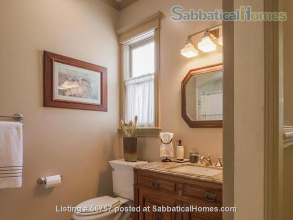 FABULOUS LOCATION & VALUE, SAN FRANCISCO: 2 BR +Den, Light-filled SF Flat Home Rental in San Francisco, California, United States 8