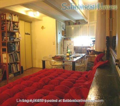 Sunny, ultra-calm Oberkampf loft-style studio   Home Exchange in Paris, IDF, France 2