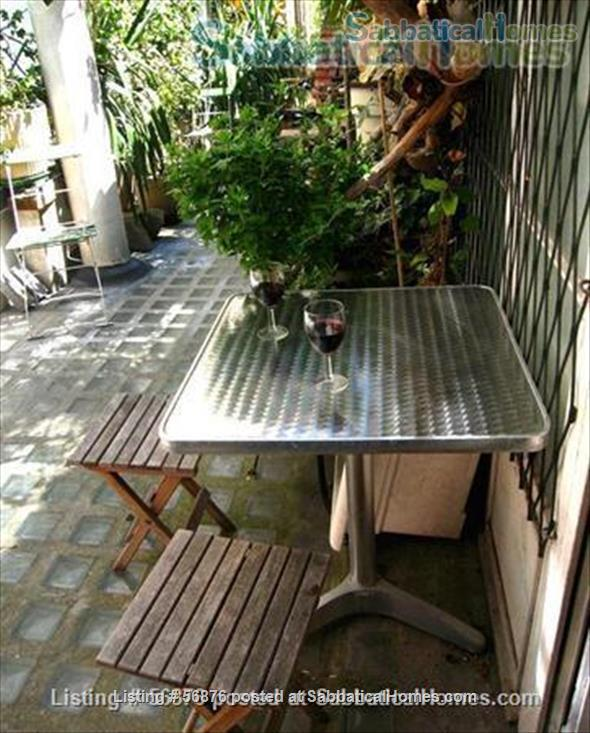 Sunny, ultra-calm Oberkampf loft-style studio   Home Exchange in Paris, IDF, France 3