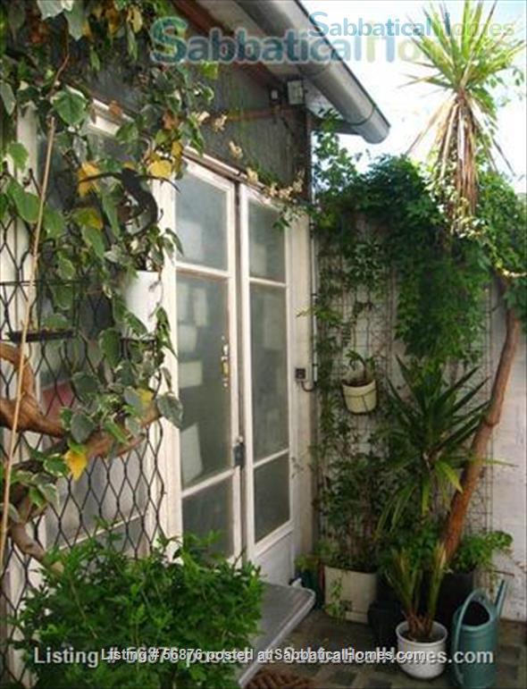 Sunny, ultra-calm Oberkampf loft-style studio   Home Exchange in Paris, IDF, France 6