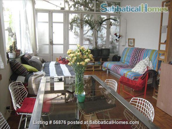 Sunny, ultra-calm Oberkampf loft-style studio   Home Exchange in Paris, IDF, France 7