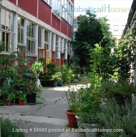 LIGHT-FILLED LOFT, SPACIOUS AND COMFORTABLE   Home Rental in Paris, IDF, France 7