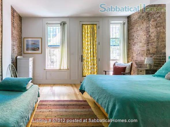Safe Clean Spacious 1-Bedroom Garden apt. on Great Block  Home Rental in New York, New York, United States 1