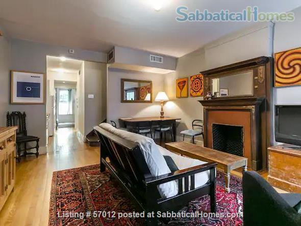 Safe Clean Spacious 1-Bedroom Garden apt. on Great Block  Home Rental in New York, New York, United States 0