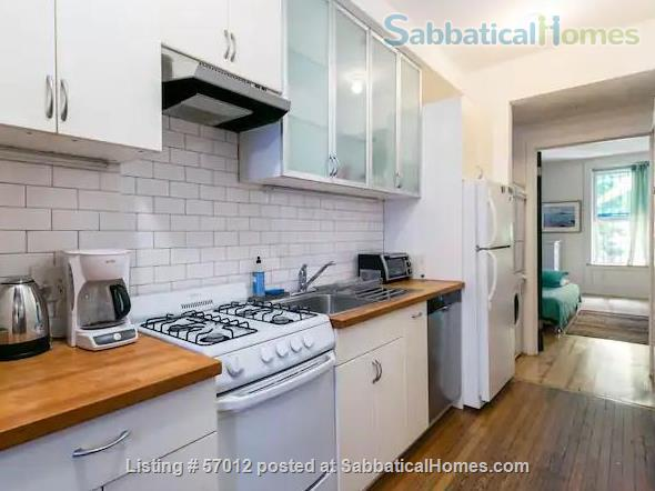 Safe Clean Spacious 1-Bedroom Garden apt. on Great Block  Home Rental in New York, New York, United States 2
