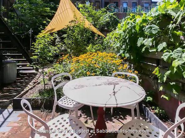 Safe Clean Spacious 1-Bedroom Garden apt. on Great Block  Home Rental in New York, New York, United States 3